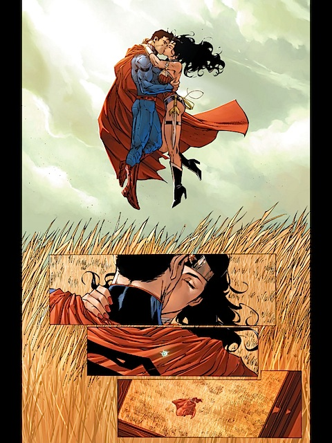 Wondy and Supes get it on