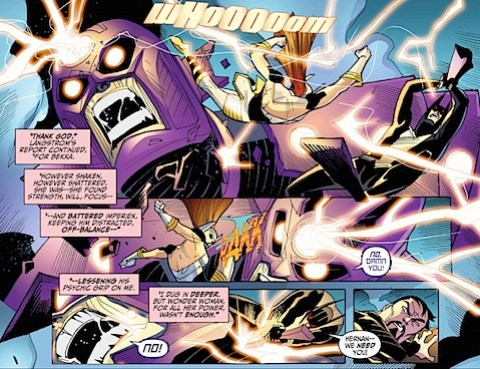 Imperiex fights