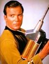 Kirk in Star Trek