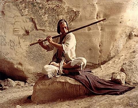 David Carradine in Kung Fu