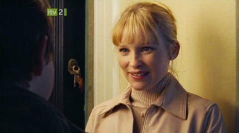 Joanna Page as Judy in Love Actually