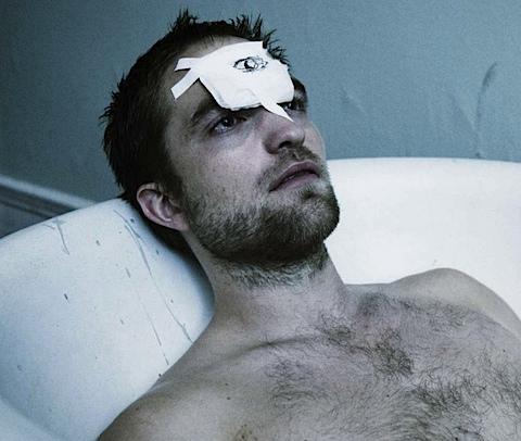 Robert Pattinson in Scanners