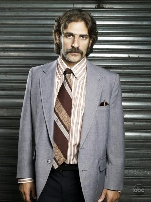 Michael Imperioli as Ray Carling in Life on Mars (US)