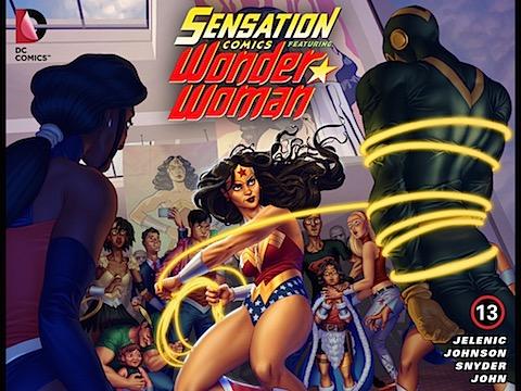 Sensation Comic #13