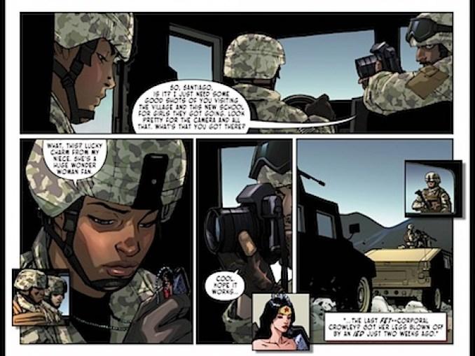 Wonder Woman is inspiring
