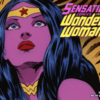 Weekly Wonder Woman: Injustice: Gods Among Us: Year Three #24, Sensation Comics #28