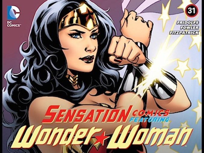 Sensation Comics #31
