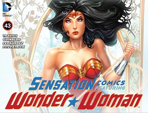 Sensation Comics #43