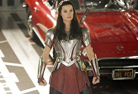 Lady Sif on SHIELD