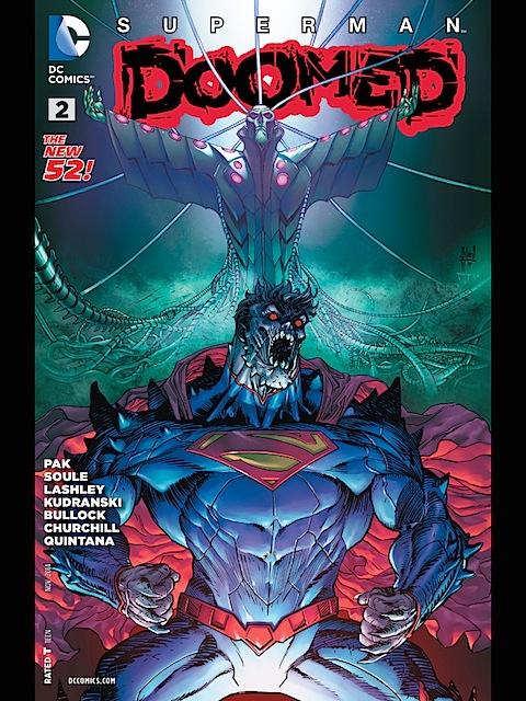 Superman Doomsday