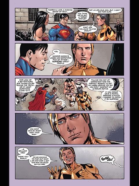 Wonder Woman tests Wonderstar