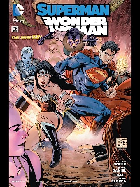Superman/Wonder Woman #2