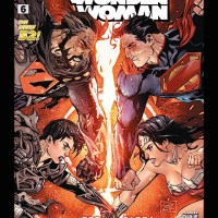 Weekly Wonder Woman: Superman/Wonder Woman #6, Justice League of America #13