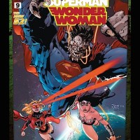 Weekly Wonder Woman: Superman/Wonder Woman #9, Justice League Beyond #22