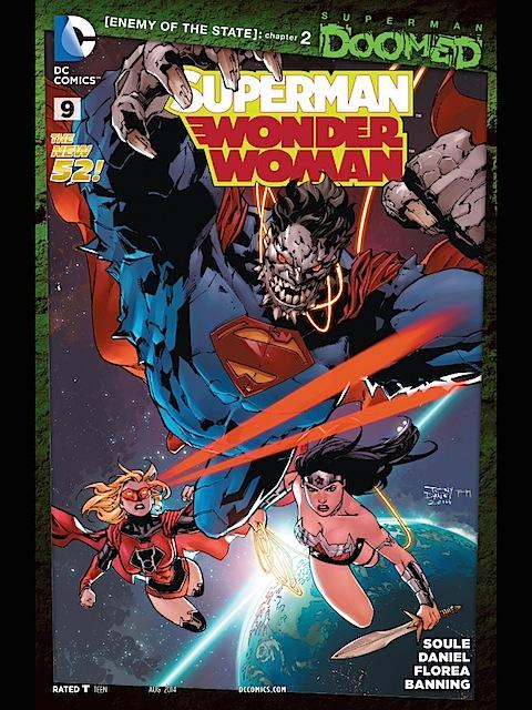 Superman/Wonder Woman #9