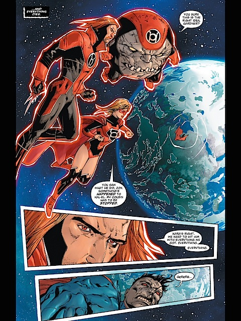The Red Lanterns are here