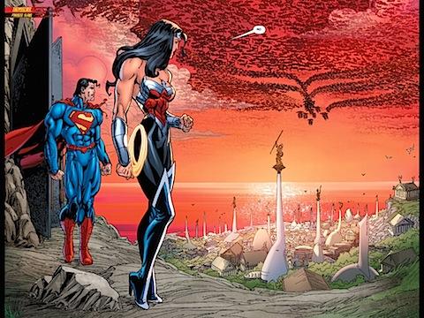 Future Wonder Woman
