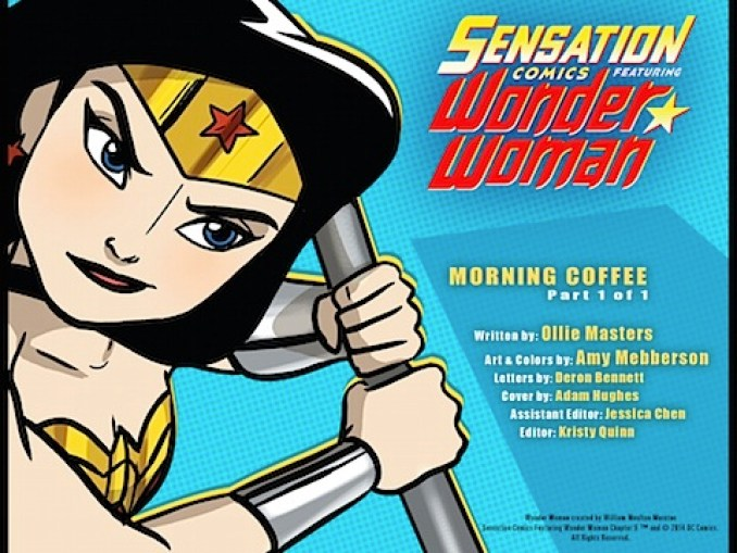 Sensation Comics #9