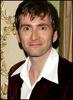 David Tennant in velvet
