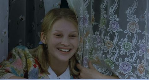 Joanna Page as Bethan Bevan in Very Annie Mary