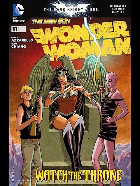 Wonder Woman issue 11