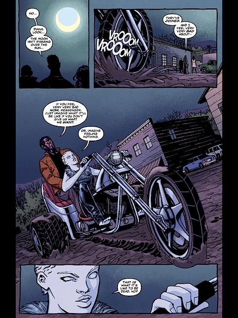 Wonder Woman 11 - Artemis and Apollo turn up