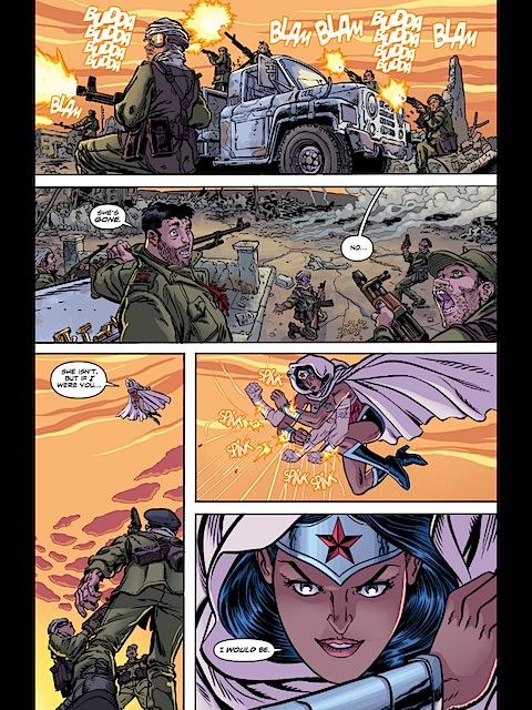 Wonder Woman #13