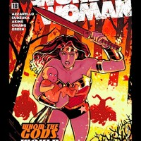 Review: Wonder Woman #18/Justice League #18/Superman #18/Injustice: Gods Among us #8-11