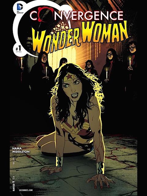 Wonder Woman: Convergence