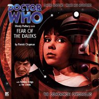 Cover of Fear of the Daleks