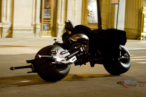 Dark Knight bike