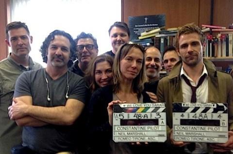 NBC's Constantine starts filming