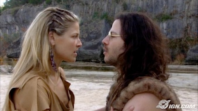 Ali Larter in National Lampoons Stone Age