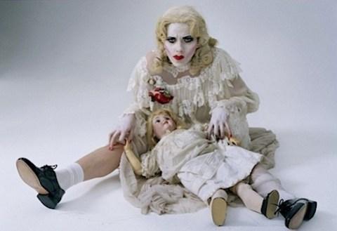 Scarlett Johansson as Bette Davies