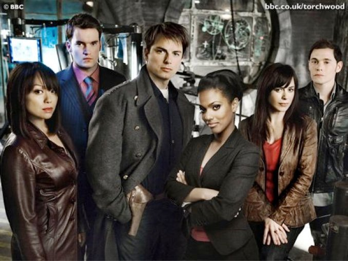 Season two of Torchwood cast