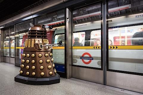 Daleks invade London