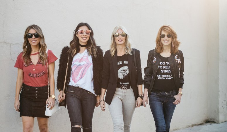 CHIC AT EVERY AGE- GRAPHIC TEES