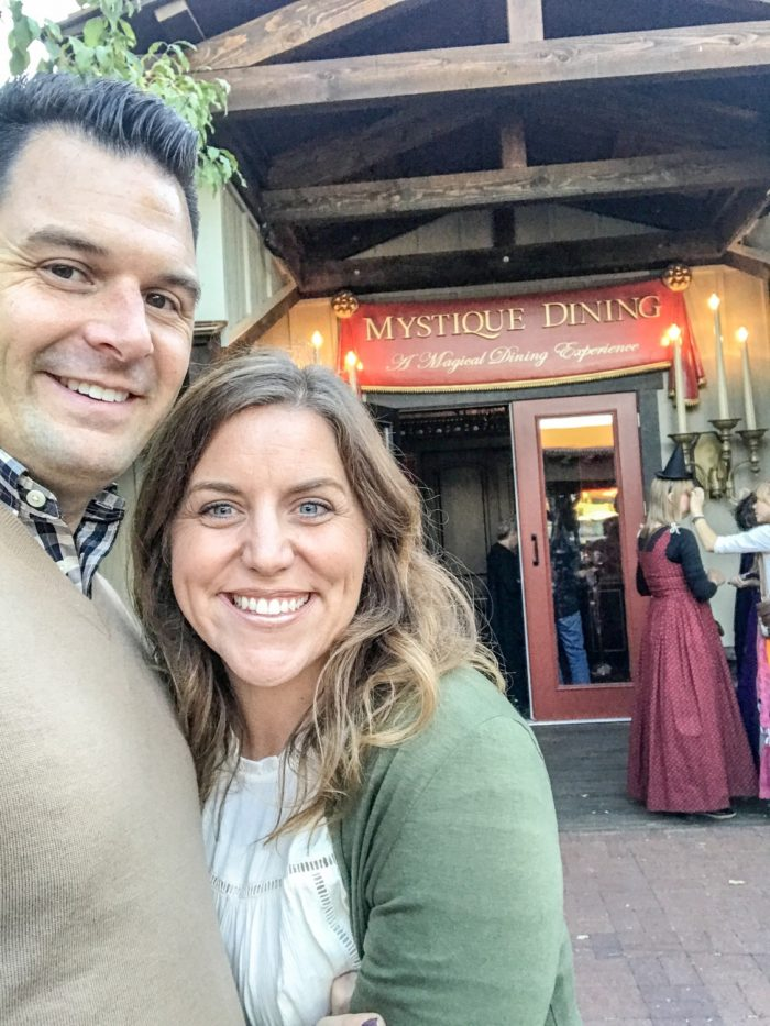Out of The Ordinary Date Night Idea