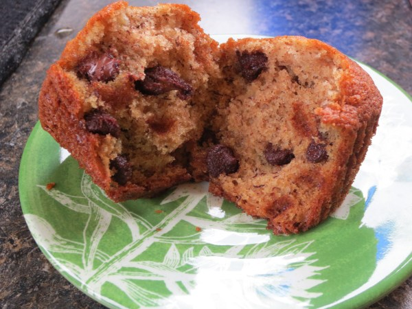 Best Banana Muffins (so easy, a toddler can make them)