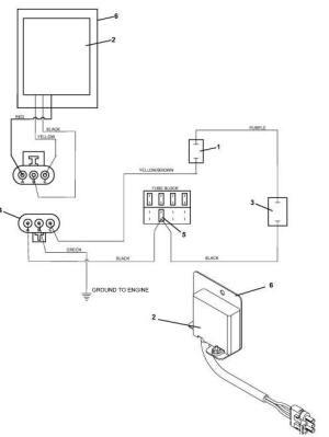 YANMAR FUEL SHUT OFF SOLENOID WIRING DIAGRAM  Auto Electrical Wiring Diagram