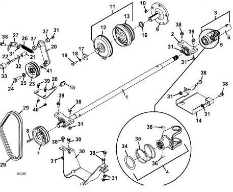Diagram Cub Cadet Pto File Gc92217