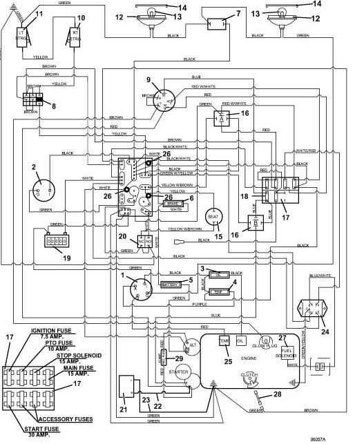 kubota starter wiring diagram wiring diagram experts