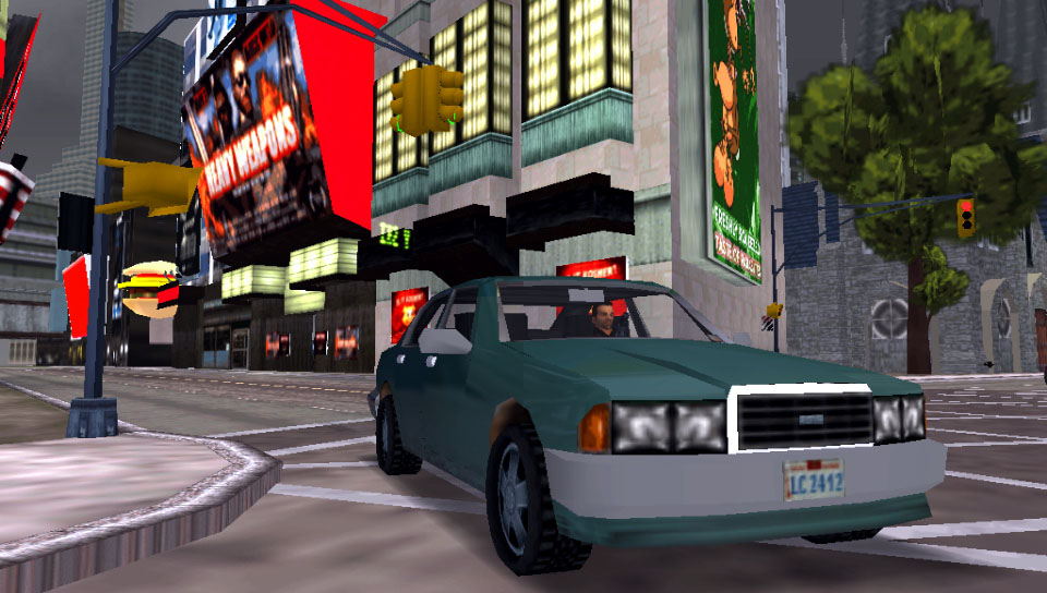 Grand Theft Auto Liberty City Stories Screens The Next Level