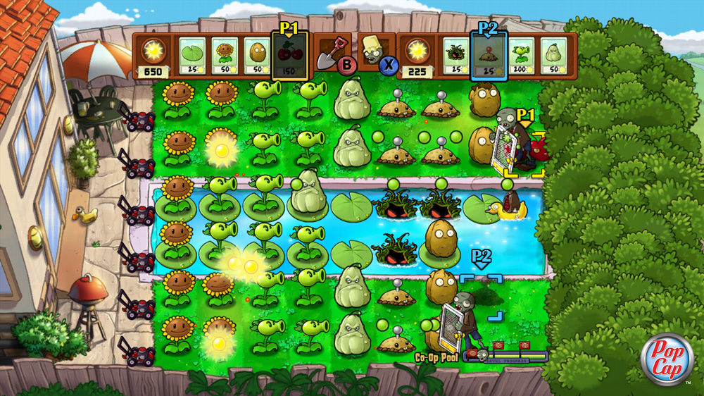 Plants Vs Zombies Review The Next Level