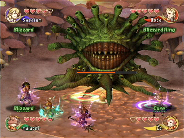 Final Fantasy Crystal Chronicles The Next Level