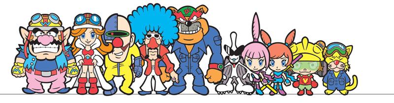 Resultado de imagen para WarioWare, Inc.: Mega Microgames!
