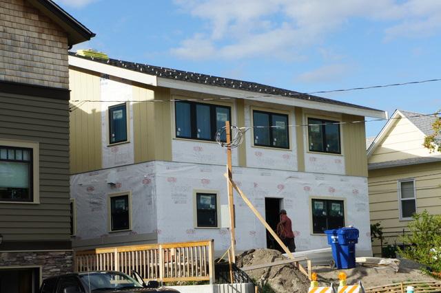 Net-Zero House exterior