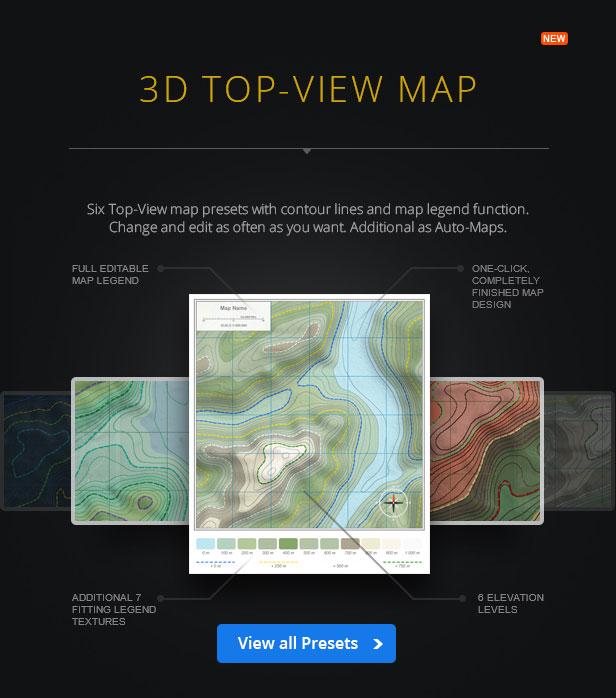 3D Map Generator - Terrain from Heightmap - 6