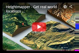 3D Map Generator - Terrain from Heightmap - 18