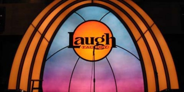 Dane Cook Laugh Factory